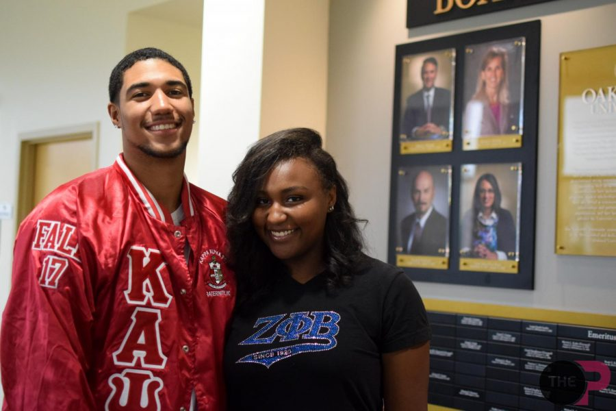 Greek Council elects its first African American president and vice president