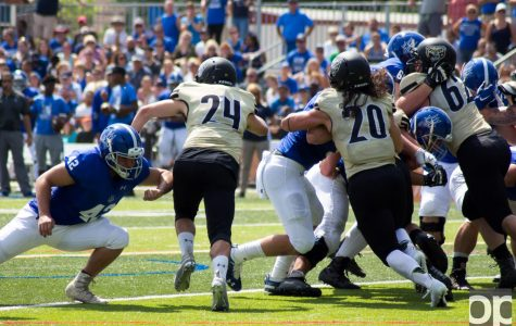 Club Football falls in season opener at Lawrence Tech