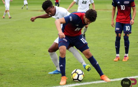 Men's soccer loses first game of the year, 4-1 to UIC