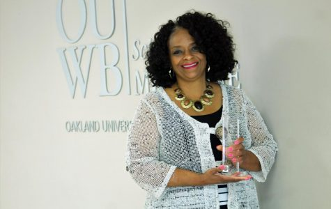 "OUWB faculty member receives prestigious OU ""Dissertation of the Year"" award"