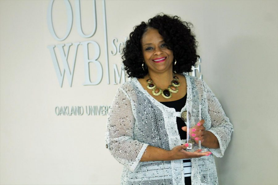 """OUWB faculty member receives prestigious OU """"Dissertation of the Year"""" award"""