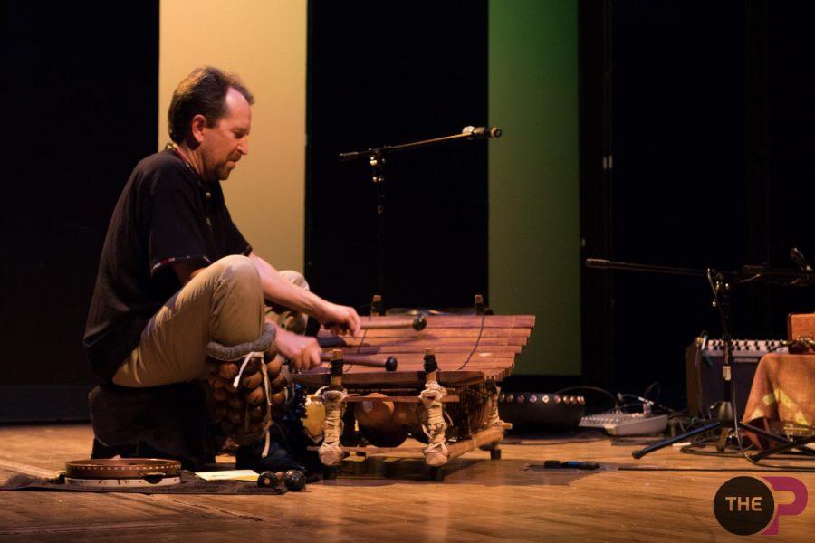 OU Professor Mark Stone promotes world harmony through music at International Peace Day Concert