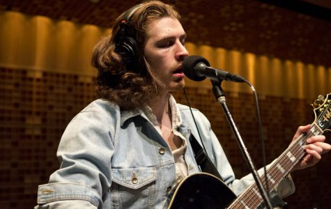 """After four years of a """"Moment's Silence"""" Hozier finally releases EP"""