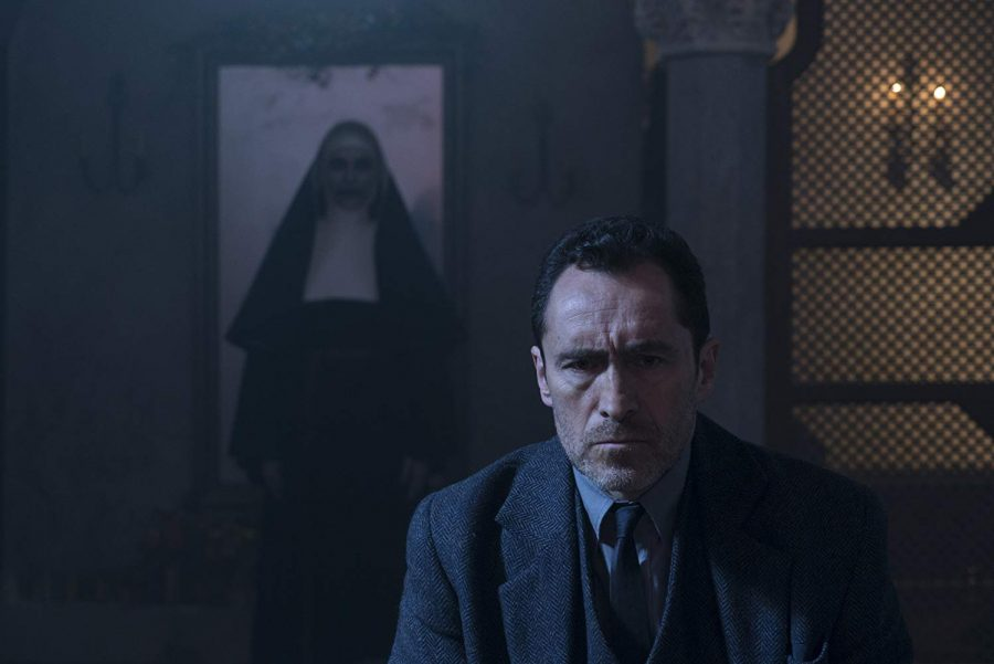 The Nun Is A Horror Movie Letdown The Oakland Post