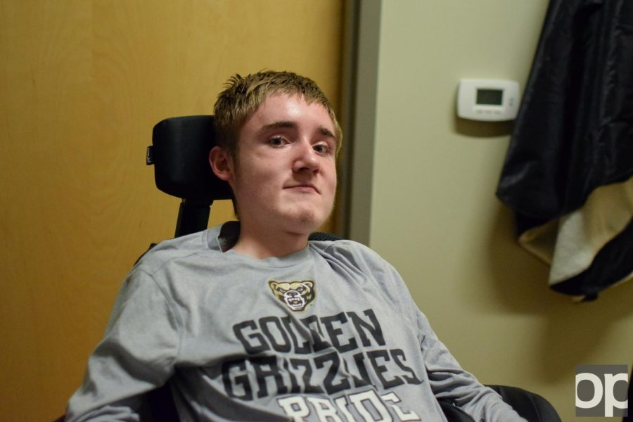 Student has access to assistive technologies in dorm room