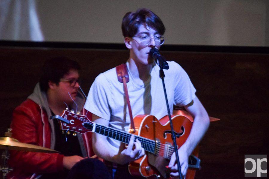WXOU Concert showcases local Michigan musicians