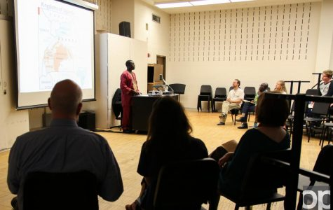 OU's school of MTD hosts an enlightening symposium on royal court music traditions from esoteric cultures