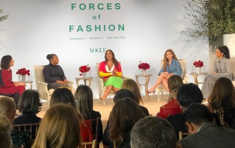 Vogue's 2nd Annual Forces of Fashion Conference in New York City