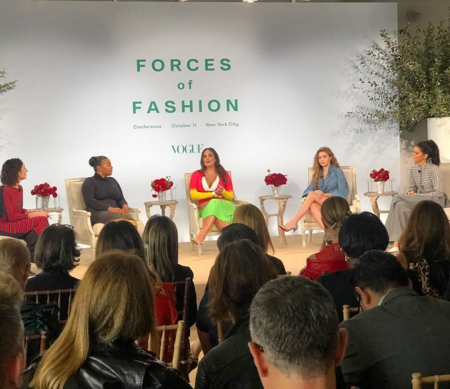 Vogue%27s+2nd+Annual+Forces+of+Fashion+Conference+in+New+York+City