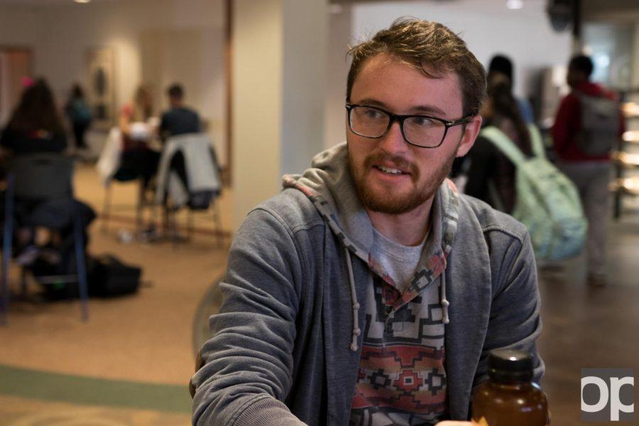 Journalism student has unique internship experience