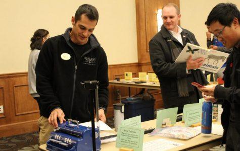 DSS hosts disability awareness exhibit