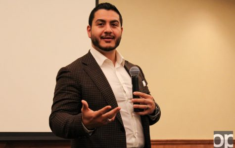 Former Michigan governor candidate comes to campus