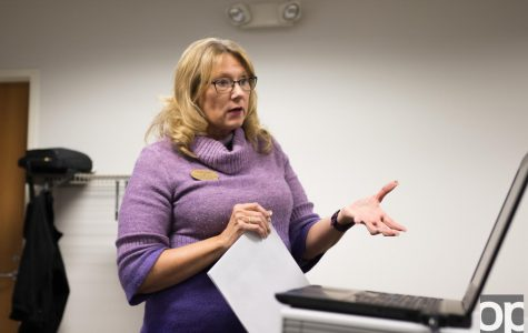 Career Services presentation helps students understand generations in the workplace