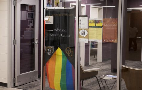 For LGBTQ+ Awareness day the GSC hosts an open house