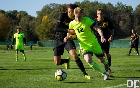 Men's Soccer loses 2-0 to #23 Wright State
