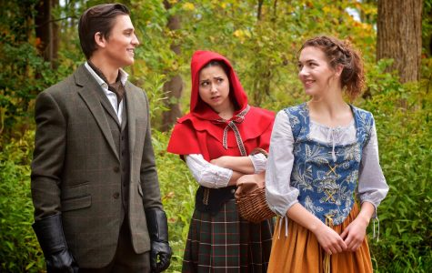 """""""Into the Woods"""" Preview"""