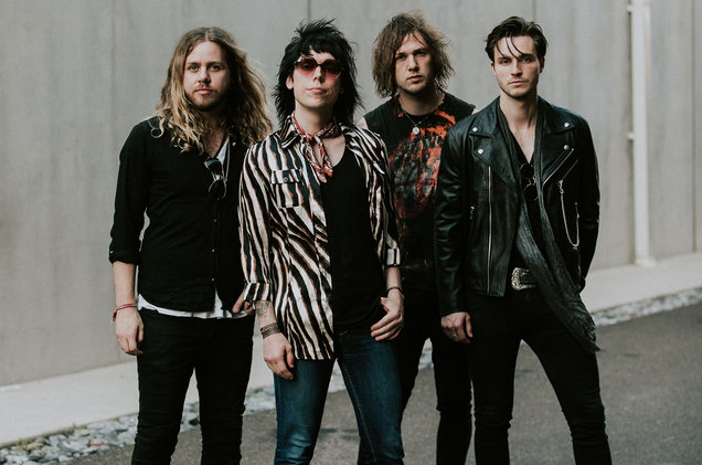 The+Struts+shine+in+new+album+YOUNG%26DANGEROUS