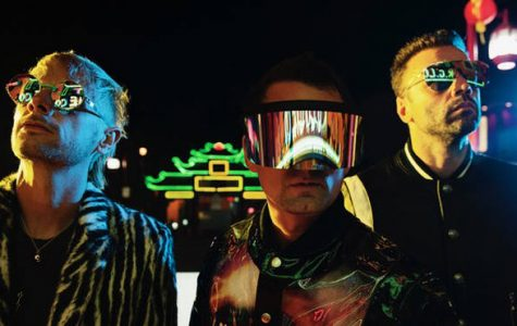 Muse's new album 'Simulation Theory' is politically charged and full of nostalgia