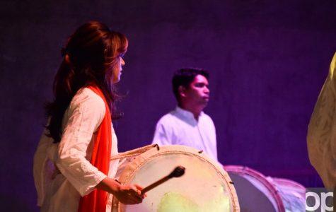 OU students celebrate Diwali