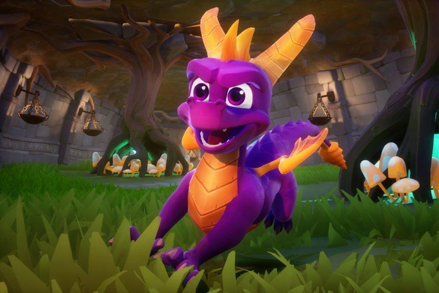 Spyro Reignited Trilogy stokes nostalgia in the best way