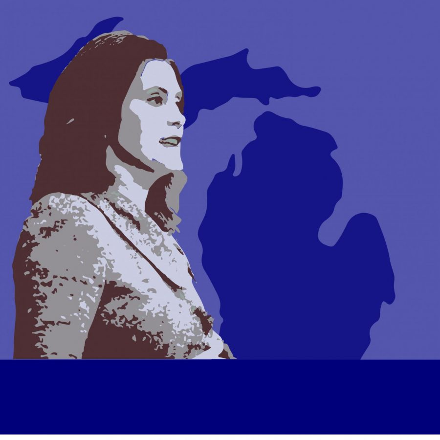 Gretchen Whitmer is elected as Governor of Michigan