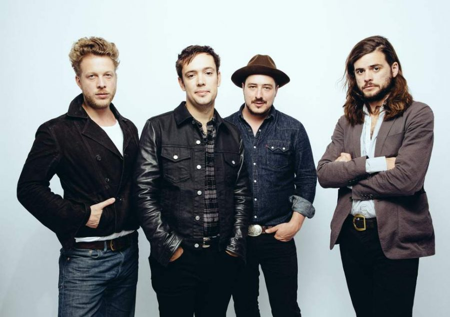 Mumford and Sons break away from old reputation with Delta
