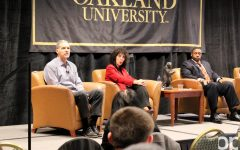 Active shooter situations and campus diversity among issues tackled at Ask Ora