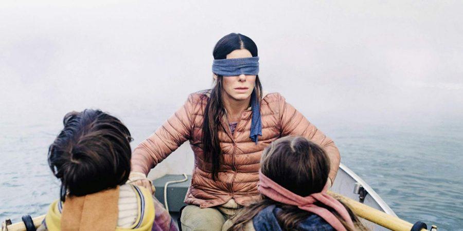 Sandra Bullock Stuns In New Netflix Thriller Bird Box The