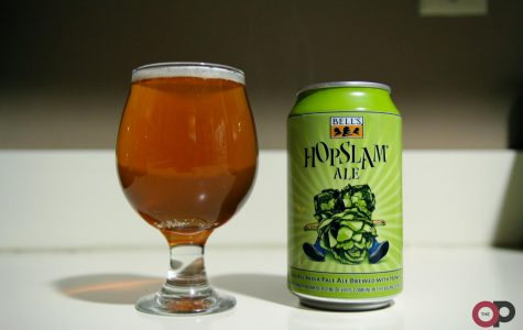 """Hopeslam"" beer is nothing short of a slam dunk"