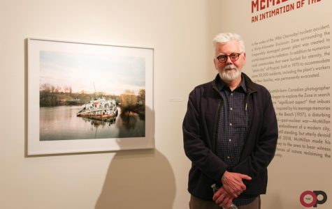 'McMillan's Chernobyl' photo gallery kicks off, runs through March 31