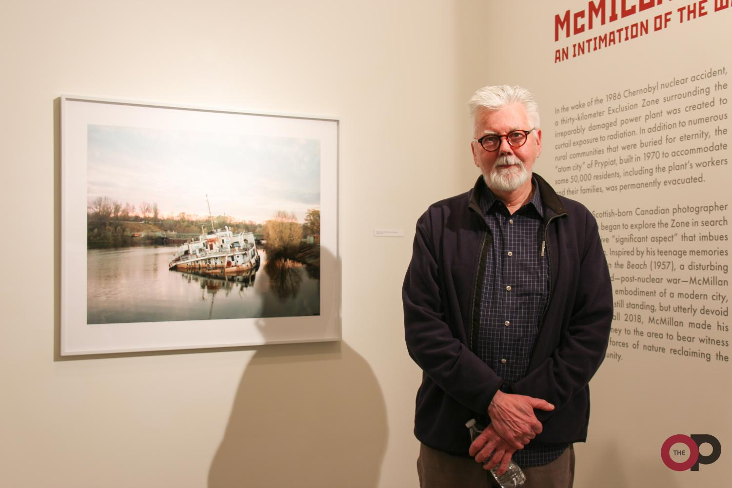 David McMillian felt drawn to the disaster zone of Pripyat, returning to it between 1994 and 2017.