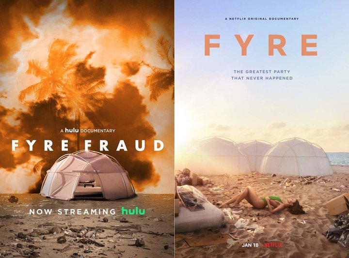 Fighting Fyre with Fyre