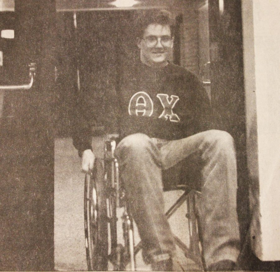 looking back handicap story