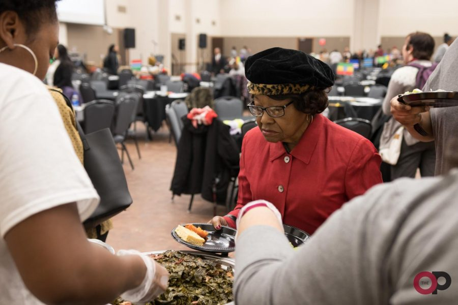Taste of Africa event kicks off Black History Month