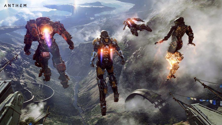 Iron Man meets Destiny: Anthem preview