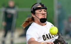 Softball star wraps up Golden Grizzly career