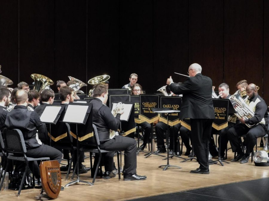 OU Brass Band plays its way to competition