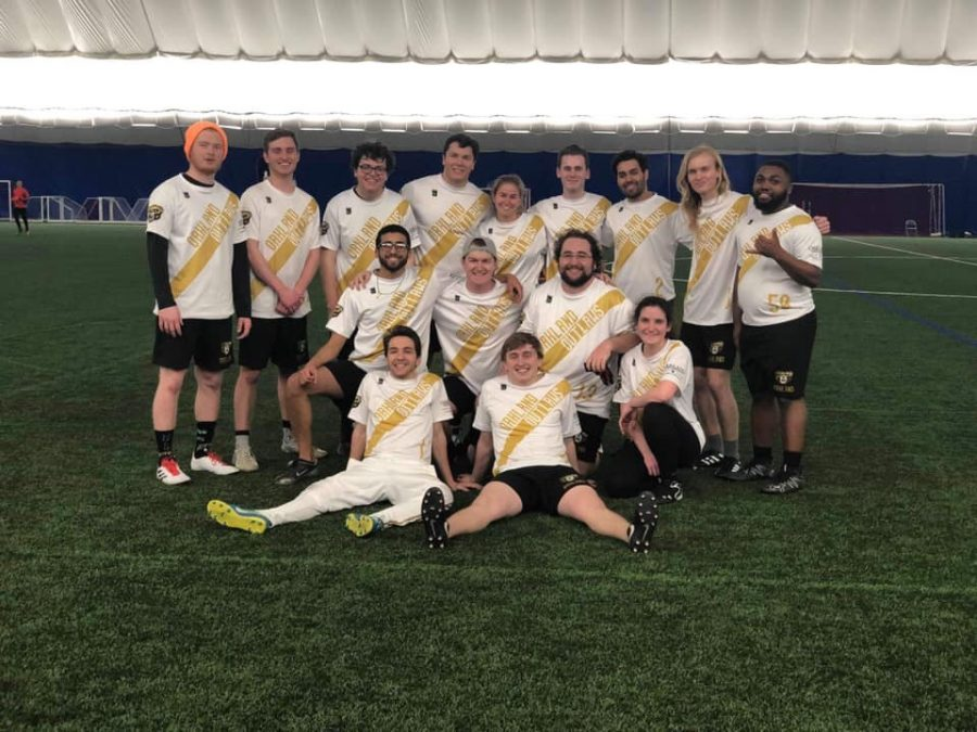 Club Sports Profile: Ultimate Frisbee