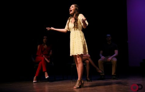 Senior Showcase marks end of era for musical theater students