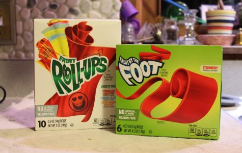 Bazooka Squeeze Tubes and Fruit Roll-Up tongue tattoos: students remember nostalgic treats