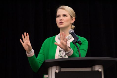 Elizabeth Smart comes to campus