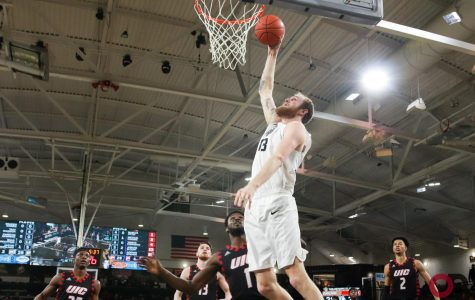 Oakland clinches home playoff game in Horizon League Tournament