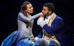 'Hamilton' blows Fisher Theatre audience away