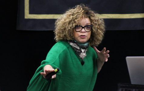 Oscar-winning costume designer Ruth Carter talks 'Black Panther,' importance of representation during campus visit
