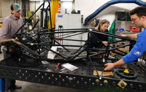 Grizzlies Racing competes at FSAE events in Michigan and Ontario, prepares for Germany competition