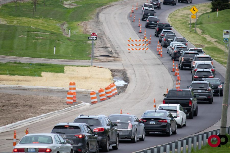 It's believed by many that the amount of roads under construction are the cause of reckless driving in Rochester.