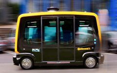Autonomous shuttle to run on campus for six months