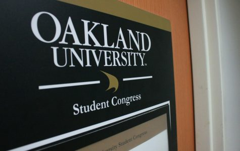 Looking Back: Oakland University Student Congress grants forensics team financial support