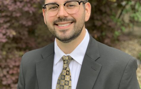 Shane Lewis hired as director of Undergraduate Admissions