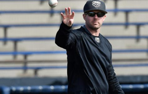 Colin Kaline, grandson of Tigers Hall of Famer Al Kaline, takes over as head coach of the Golden Grizzlies baseball team.